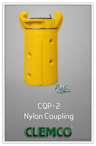 CQP-2 Nylon Quick Coupling