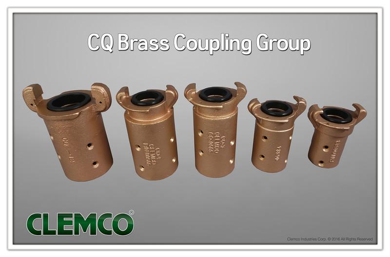 CQ Brass Coupling Group