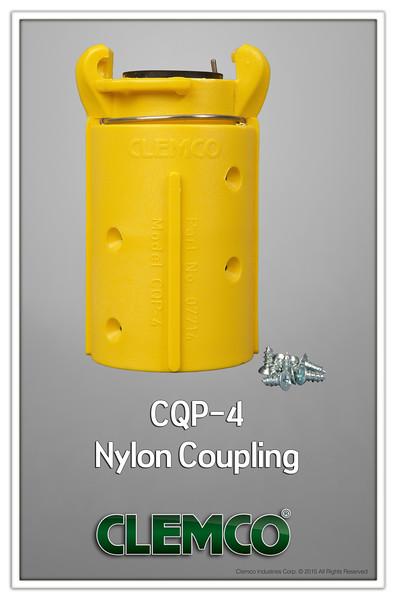 CQP-4 Nylon Quick Coupling
