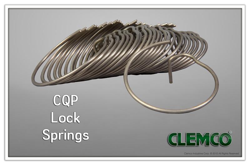 CQP Replacement Lock Springs