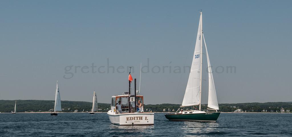 Courage   Bay Harbor Race