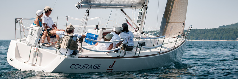 Courage | Bay Harbor Race