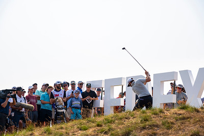 Matthew Wolff from the FedEx Cup Sign at the 2021 3M Open