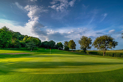 16th Green at Clifton Highlands | Prescott, WI