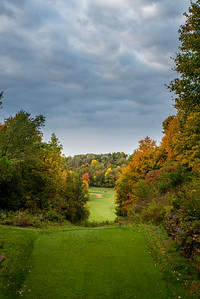 Summit Golf Club Hole 13