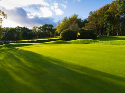 4th hole, Balmore Golf Club