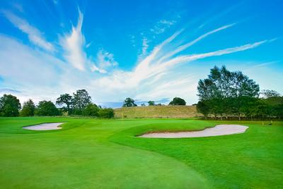 6th green, Balmore Golf Club