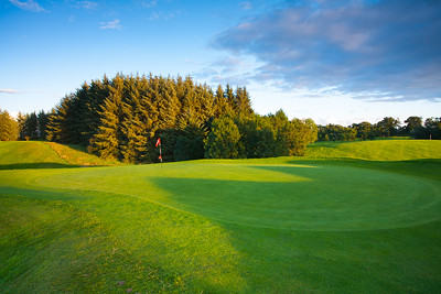 11th hole, Balmore Golf Club