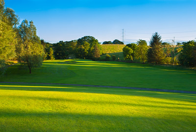 14th hole, Balmore Golf Club