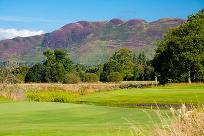 Late summer at Buchanan Castle Golf Club