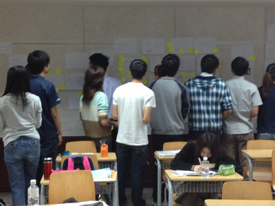 2012 台大創意思考 brainstorming
