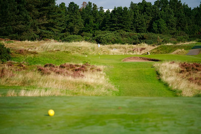 Glasgow Gailes par 3 6th