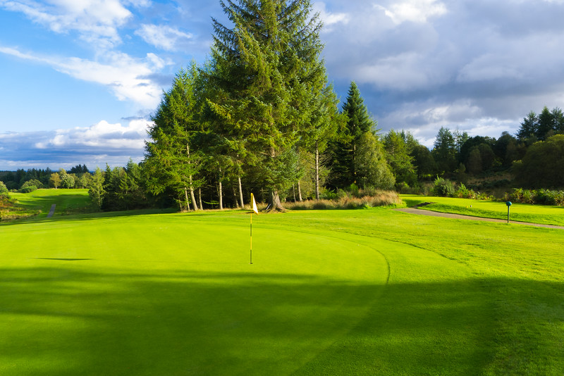 Green Curve, Hilton Park Golf Club