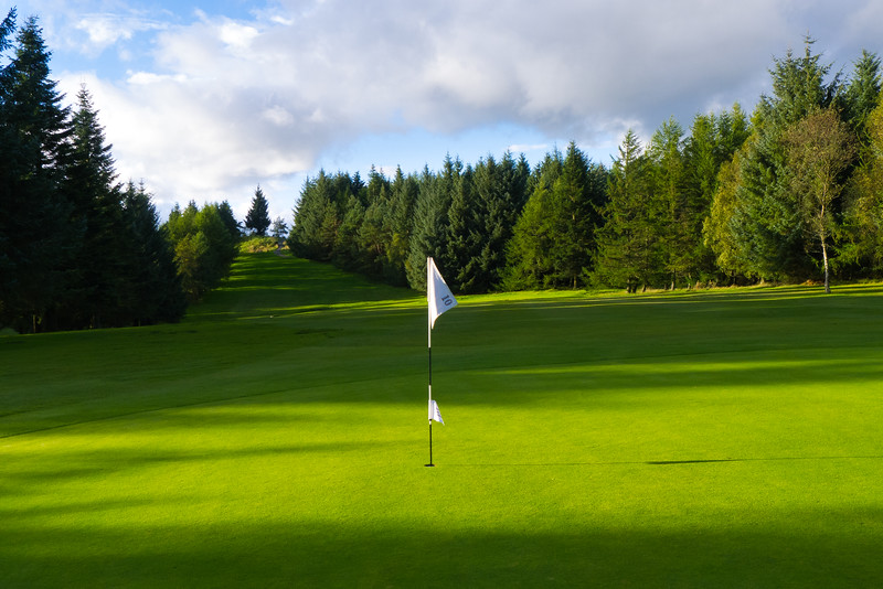 Flagstick, Hilton Park Golf Club