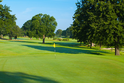 Earl of Mar Championship course, Mar Hall