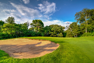 14th Green at Clifton HIghlands | Prescott, WI