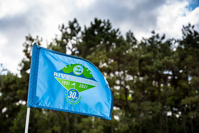 30th Anniversary Pin Flag