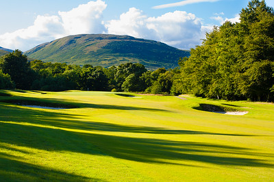 Light and Shade, The Carrick Golf Course