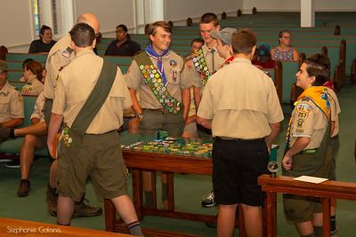 Court Of Honor Troop 257 2019