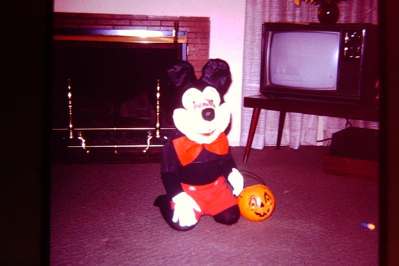 Jeremy as Mickey Mouse