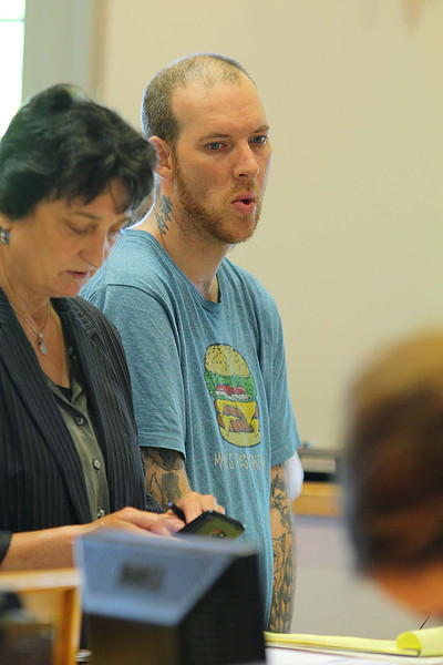 Daniel Brand in Leominster District Court