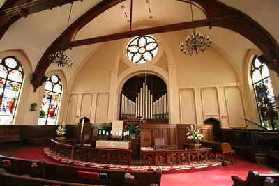 Saint Mark's Methodist