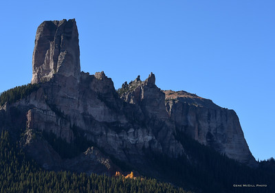 The Needle from Owl Creek Pass Road