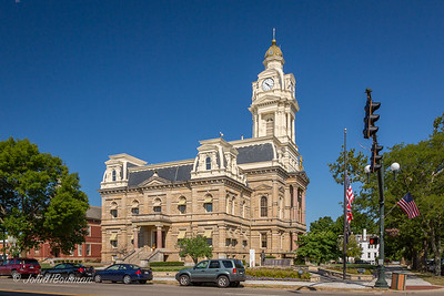 Courthouse - Madison County, OH