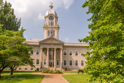 Courthouse - Ritchie County, WV