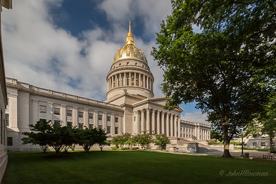 West Virginia State Capitol, Charleston