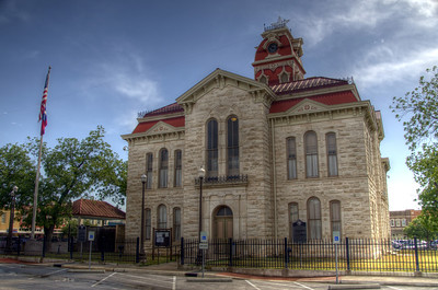 Lampassas County Courthouse