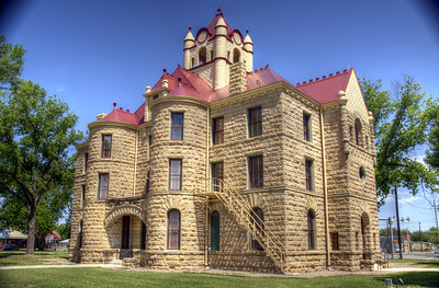 McCulloch County Courthouse, Brady, Tx