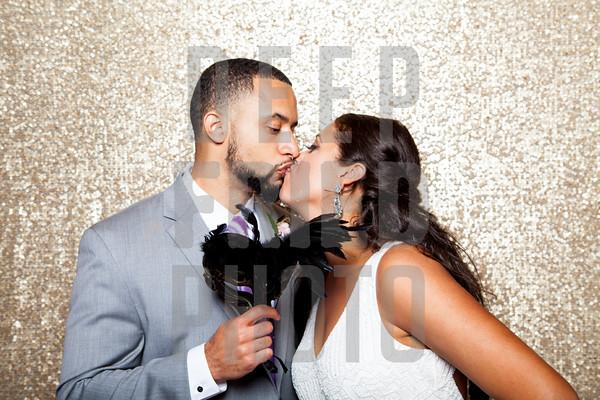 Courtney & Amir's Wedding Photobooth!