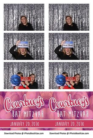 Courtney's Bat Mitzvah