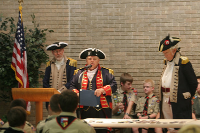 May 2011 Court of Honor