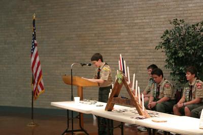 February 2012 Court of Honor