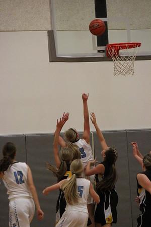 Girls Junior Varsity Basketball