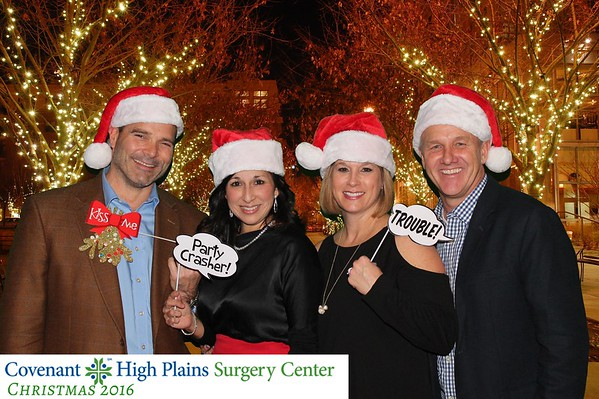 Covenant HP Surgery Christmas