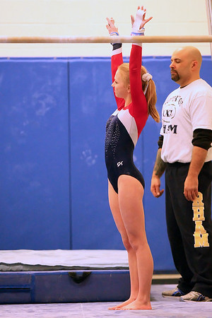Coventry HS Gymnastics 2009-2010