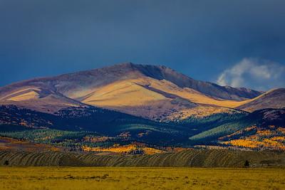 Mt Silverheels