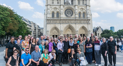 Post Concert: Notre Dame and the Seine