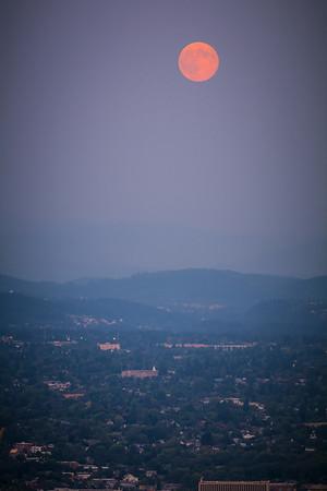 Super Moon, Aug 10, 2014