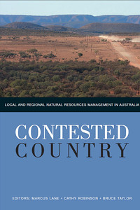 Contested Country book