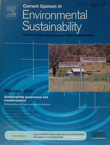 Environmental Sustainability journal