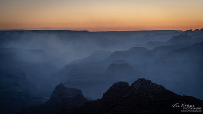 Smoke in the Canyon