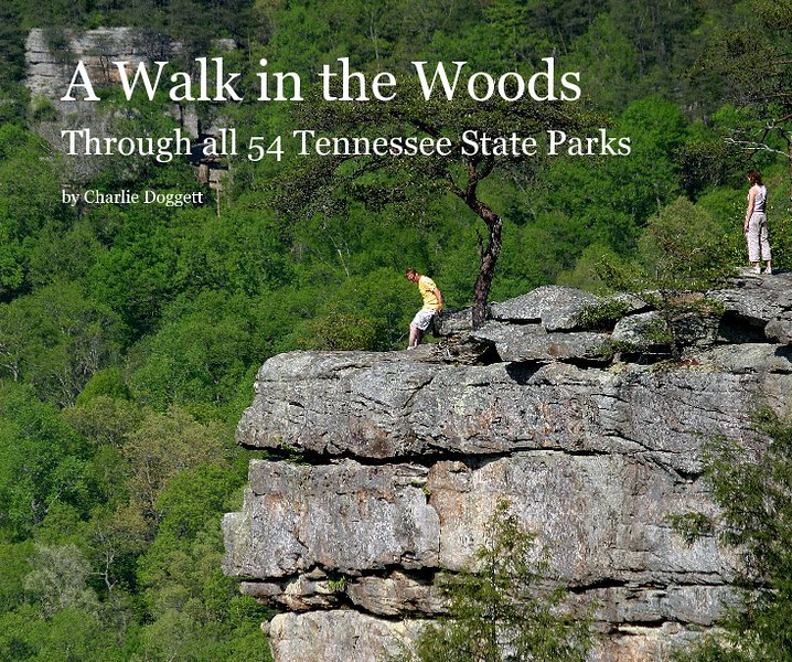 Cover to My State Parks Photo Book