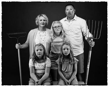 Family Portrait Fun!
