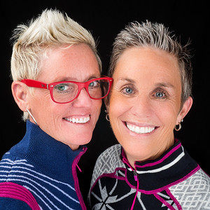 Traci and Nancy, by Janice Dahl – THE Premier Professional Portrait, Headshot and People Photographer in Monument and Colorado Springs, Colorado