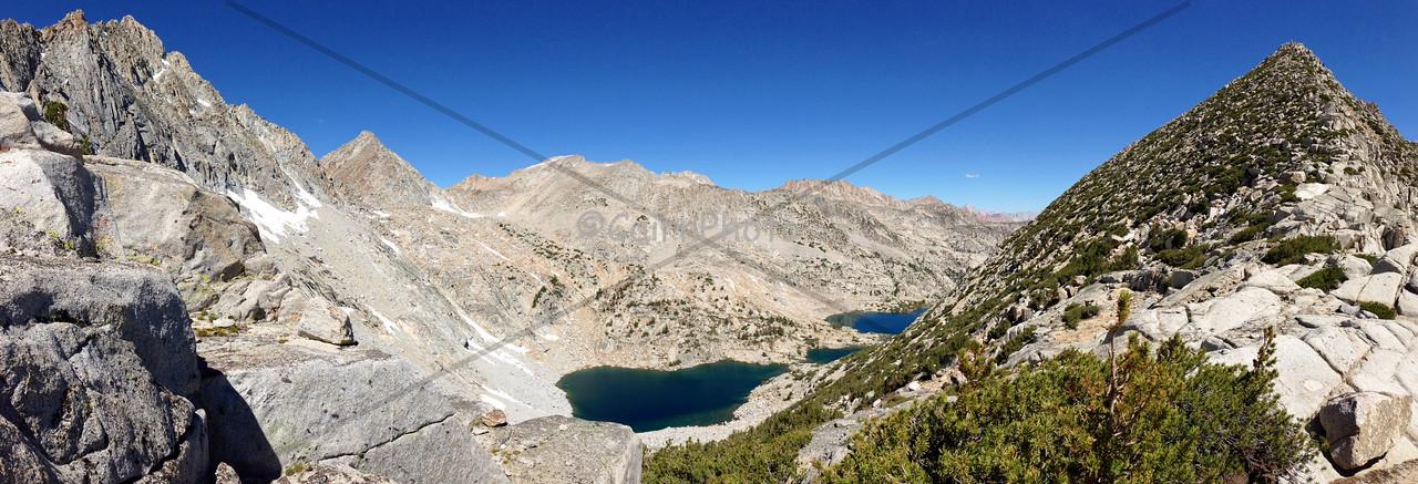 Upper Treasure Lakes Basin