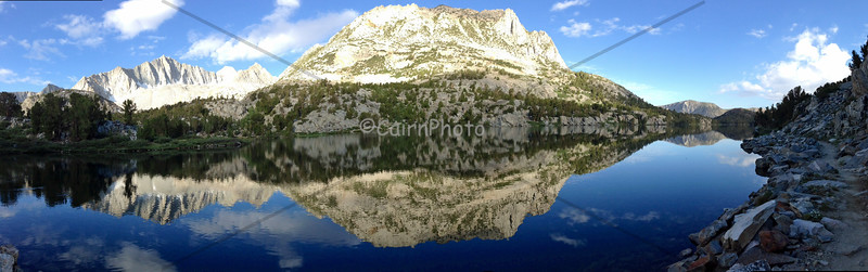 Long Lake Reflection